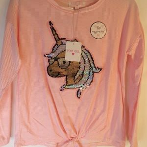 Poof Girl shirt size medium